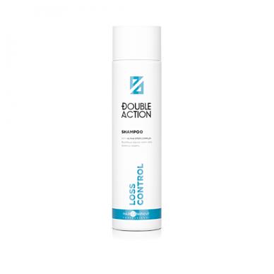 NEW DOUBLE ACTION Šampūnas nuo plaukų slinkimo