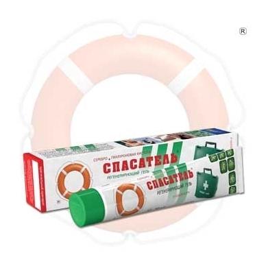 Gelbėtojas® Atstatomasis kosmetinis gelis (Ag+hialur.rūgštis)