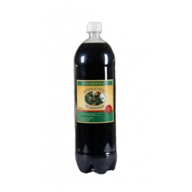 Chlorofilas - Spygliuočių eliksyras, 2000ml (plast. butelyje)