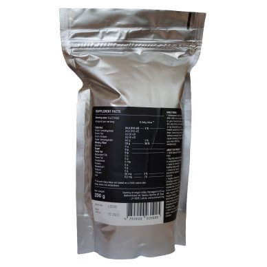 ECONORD Balkšvųjų gysločių (Plantago ovate) sėklų luobelės, 200 g 2