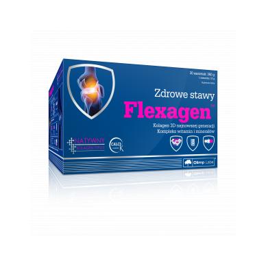 Olimp® Flexagen, milteliai 2