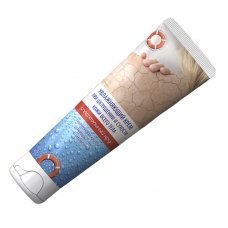 Gelbėjimo ratas®, Drėkinamasis kūno kremas šerpetojančiai  ir sausai odai, 100 ml