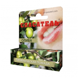 Higieninis lūpų balzamas Gelbėtojas® Alyvuogės
