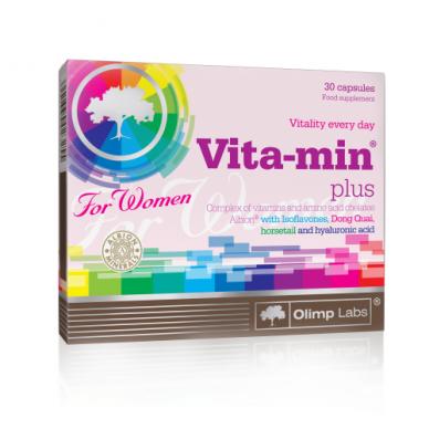 Olimp® Vita-min plus moterims