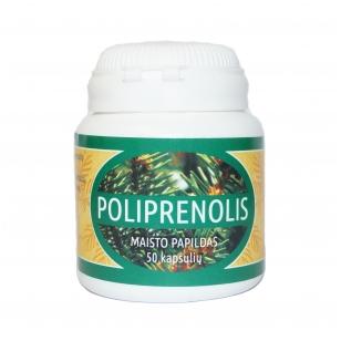 Poliprenolis, 50 kaps.