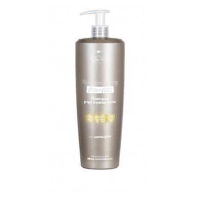 """Šampūnas plaukams """"Post Treatment"""" pH 4.5, 1000ml"""